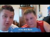 Группа BadBoys на телевидинии