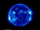 солнце в разных спектрах. март -июль (в линии водорода 304 и железа 171), с 16июня по 05июля 2012 -через простой фильтр солар ко